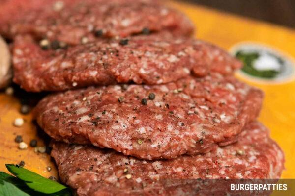Biofleisch Burgerpatties