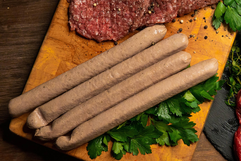 Bio Bratwurst für Grill und Pfanne